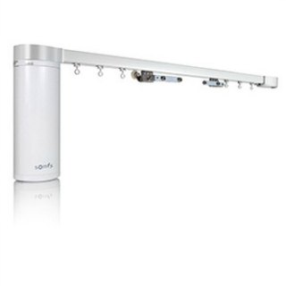 motorized curtain rails