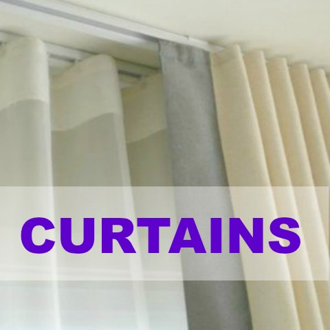 custom made curtains