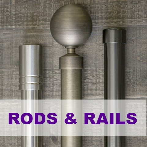 curtain rods suppliers