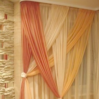 sheer curtains for bedroom